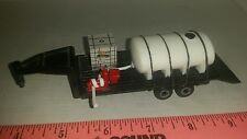 1/64 ERTL custom farm toy sprayer tender water trailer tank pump reel roundup bt