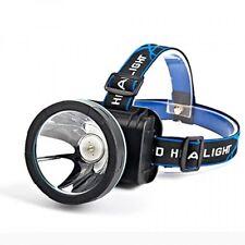 NewVan Tech Waterproof 35W Headlamp Flashlight with High Power LED Rechargeable