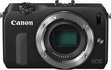 Canon EOS M carcasa/body B-Ware del distribuidor M negro