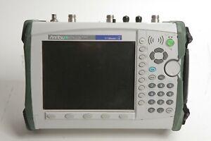 Anritsu BTS Master MT8222A 10MHz-4GHZ C+A / 100kHz-7.1GHz Spectrum Analyzer