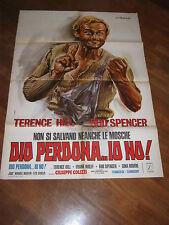 manifesto,DIO PERDONA IO NO,TERENCE HILL,BUD SPENCER,COLIZZI ITALIAN WESTERN