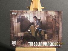 2016 The Walking Dead Season 5 Locations #L7 The Solar Warehouse