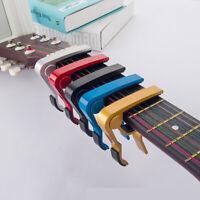 Metal Aroma Premium Capo Ukulele Banjo Mandolin Trigger Style GUITAR Accessories