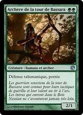 MTG Magic JOU FOIL - Bassara Tower Archer/Archère de la tour de..., French/VF