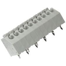WAGO 250-210 Anreihklemme 250V 10-polig Klemmenleiste 3,5mm Printklemme 855518