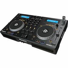 Numark - MixDeck Express - Premium DJ Controller with CD & USB Playback