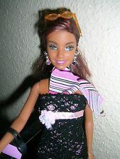 rare magnifique barbie doll tenue complète collection Mattel 1999