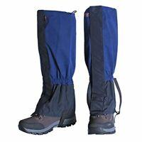 Waterproof Leg Warmer Outdoor Winter Hiking Boot Nylon Shin Cover Gaiter Legging