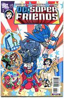 DC SUPER FRIENDS #13, NM-,  Batman, Superman, Wonder Woman, 2008, more in store