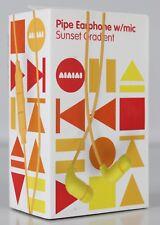 Aiaiai Pipe In-Ear Kopfhörer mit Mikrofon Farbverlauf Sunset Gradient SI-AI1