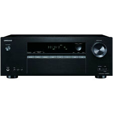 Onkyo 5.2-Channel A/V Receiver | 4 x HDMI | Front USB | Bluetooth | TX-SR373