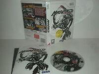 Mad World  FR - Nintendo --- WII -  ------ Complet E