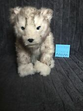 "WowWee Alive Electronic Plush 13"" Husky Dog Puppy Interactive Animal 2008"