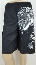 edf6e147af Tony Hawk Black Board AD Skateboarding Shorts Size 36