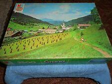Vintage Milton Bradley GRAND SERIES 2500 Pc PUZZLE TIROL AUSTRIA 4870 Landscape