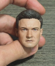 CUSTOM 1/6 Scale Jeremy Renner Hawkeye Head Sculpt For Hot Toys Figure Body
