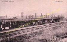 Netherfield & Colwick Railway Station Photo. Nottingham Line. GNR. (4)