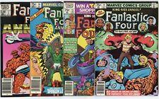 Fantastic Four Annual #14 - 25  Comnplete Run  avg. VF/NM 9.0  Marvel  1979