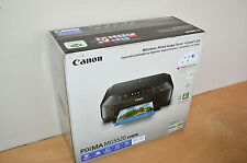 Brand New BLACK Canon Pixma MG5520 AIO Inkjet Photo Printer w/Ink Replace MG5420