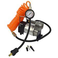 12V usage intensif compresseur d'air électrique Batterie Clip gonflage de pneus
