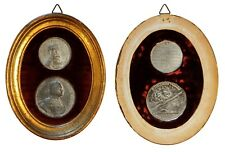 RUSSIA Medals of Peter I Battle of Vasa 1714 and Grand Duke Dmitry III Ioannovic