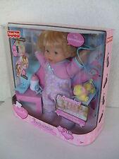 bimbola tenere carezze doll bambola interactive muneca poupèe fisher price R0081