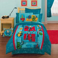 Robot Full Bed Skirt by Dan River