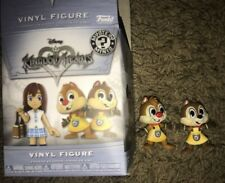 CHIP AND DALE Kingdom Hearts Disney Funko Mystery Minis