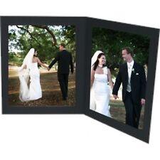 "New Double 10x8"" Folders Photo Cards Photo Mounts (pkt of 10)"