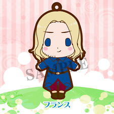 Hetalia Axis Powers France Rubber Phone Strap Vol. 1 Rerelease