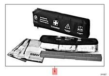 Genuine BMW MINI BMW I Alpina Hybrid M M3 M5 M6 X1 X3 Emergency Bag 82262210667