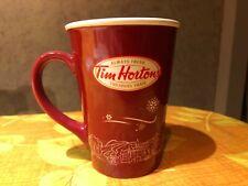 Tim Horton's Limited Edition Mug Red 16oz. #010 Coffee Mug