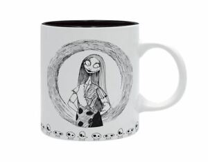 OFFICIAL NIGHTMARE BEFORE CHRISTMAS SALLY CERAMIC COFFEE MUG CUP NEW IN GIFT BOX