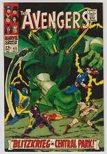 L9300: Avengers #45, Vol 1, F/VF Condition