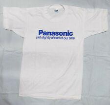 Panasonic Vintage T-shirt Mens Medium- New Old Stock, Free Shipping