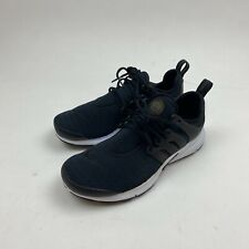 NIKE AIR PRESTO 878068 001 BLACK/WHITE WOMEN'S US 6 NEW