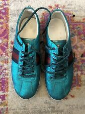 Men's Gucci Bambi Lace-up Sneakers Us Size 9/UK 8 MSRP $730