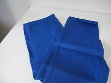 Drei- Punkt Berufskleid Berufskleidung Gr.28  Herren Bundhose Hose Blau * W59***
