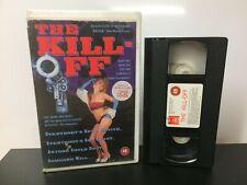 The Kill Off - (VHS) - Big Box - Ex Rental #
