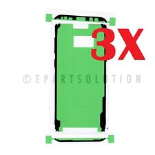 3X Samsung Galaxy S8 Plus SM-G955 LCD Adhesive Pre-Cut Sticker Double Sided Tape
