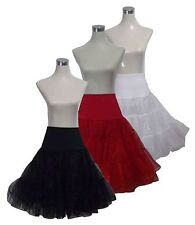 Braut Unterröcke und Reifröcke in Rot