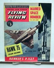 Feb 1961 ROYAL AIR FORCE FLYING REVIEW Magazine