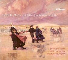 PAUL LE FLEM: QUINTETTE; SONATE VIOLON & PIANO USED - VERY GOOD CD