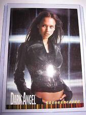 DARK ANGEL 2001 RARE PROMO CARD N/MINT P1 TOPPS BUILT FOR ACTION