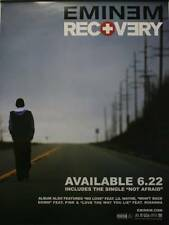 EMINEM RECOVERY DOUBLE SIDED POSTER 24x18