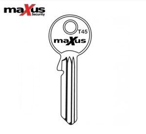 Maxus Pro Key Blanks Cut To Code