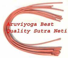 6 PCS OF Sutra Neti, Rubber Neti Rubber Tube For Nasal Cleansing For Beginners