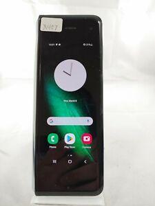 Samsung Galaxy Fold 5G F907N 512GB GSM Unlocked Smartphone Foldable Silver X407