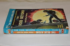 (56) The blue atom - The void beyond / Robert Moore Williams / ACE D-322