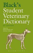 BLACK'S STUDENT VETERINARY DICTIONARY - BODEN, EDWARD (EDT)/ ANDREWS, ANTHONY, P
